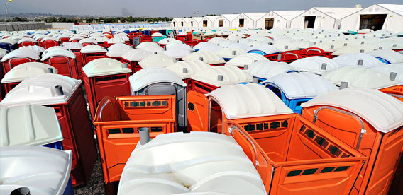 Champion Portable Toilets in Holly Hill,  FL